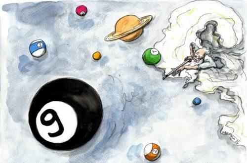 Article : Neuvième planète