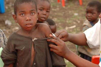 rougeole RDC