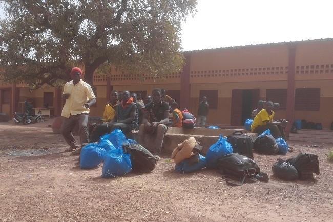 Burkinabé-immigrés-Guinée