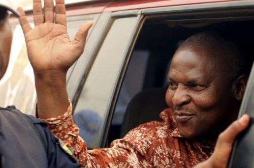 Article : Centrafrique : Enfin, le début de la fin !