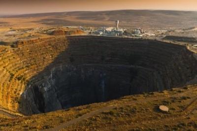 image d une exploitation minière