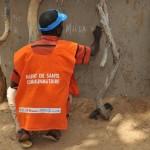 Sadou Mal Adama, agent de santé communautaire à Bourloum