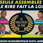 """Canal + lance """"le parlement du rire"""""""