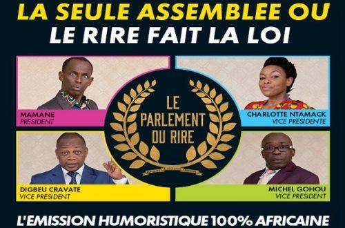 Article : Les humoristes prennent le pouvoir en Afrique dans « Le parlement du rire »