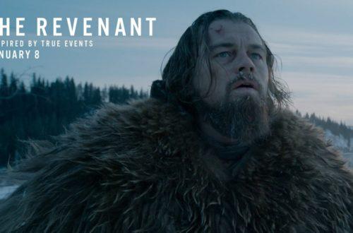 Article : « The Revenant », d'Alejandro González Iñárritu