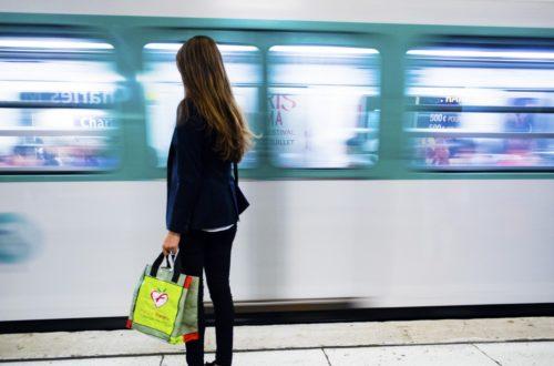 Article : La fille du métro