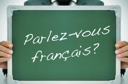 Article : En RDC, le français ne porte plus bonheur