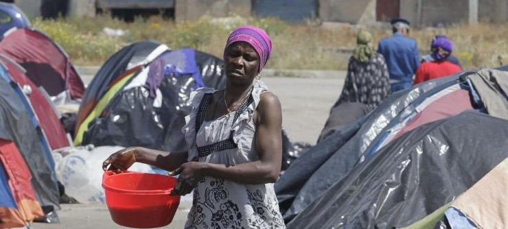 Algérie : discrimination envers les migrants africains