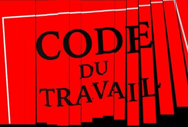 référence au livre du code du travail