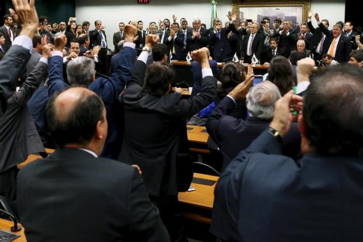 députés Brésil