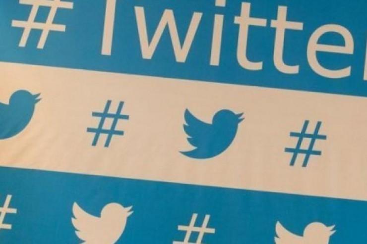 Oiseau emblème de Twitter
