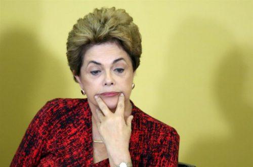 Article : Brésil : Dilma dans un  dilemme…