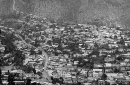 Article : Kigali en noir et blanc