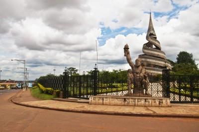 Monument de la réunification Yaoundé
