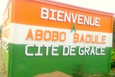 """""""Bienvenue à Abobo-Baoulé, cité de la grâce"""""""