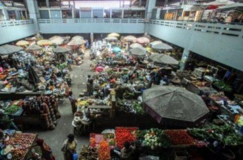 Article : La police ivoirienne en guerre contre les «microbes»
