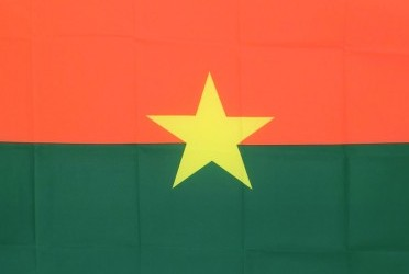 image du drapeau du Burkina Faso