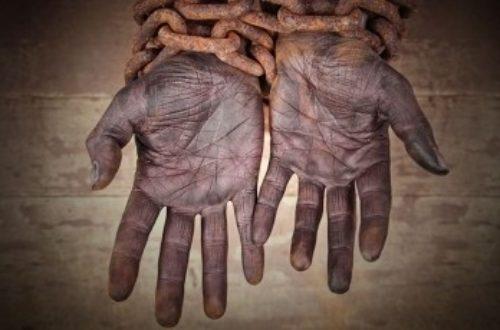Article : Mauritanie : parade populaire pour la libération des leaders d'IRA, mouvement anti-esclavagiste