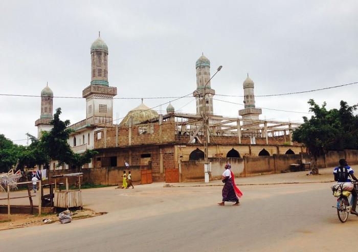 Grande mosquée de Bondoukou
