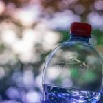 Photo de bouteille en plastique