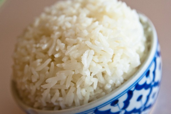 image d un bol de riz