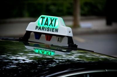 image d'un taxi