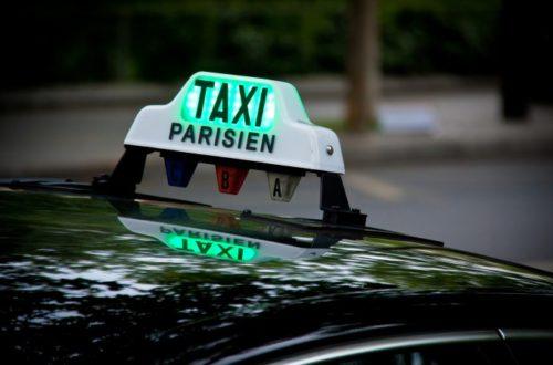 Article : La dame du taxi