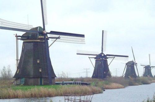 Article : Kinderdijk, késako ?