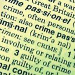 le code pénal définit les crimes