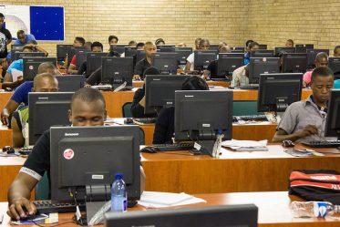 Cybercafé étudiant - CC OER Africa
