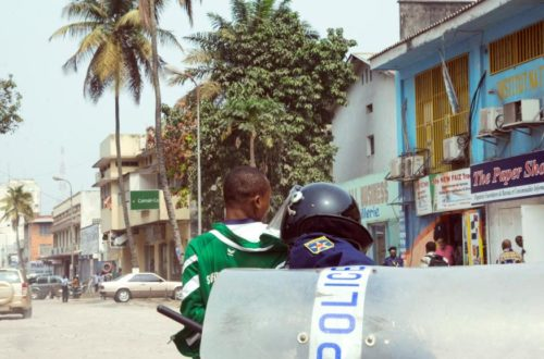 Article : RDC : les droits humains c'est pour après les élections