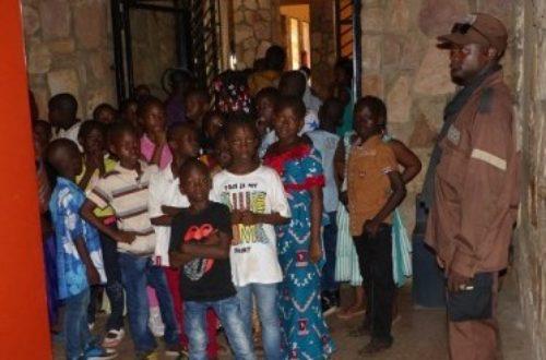 Article : Mali : les scolaires donnent vie au musée
