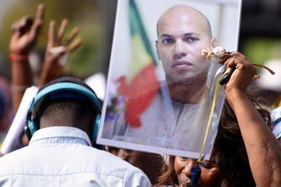 Karim Wade libéré