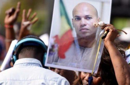 Article : Sénégal: Karim Wade libéré