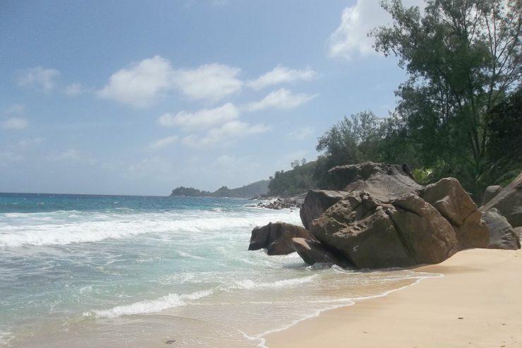 Les îles Seychelles, ce paradis...