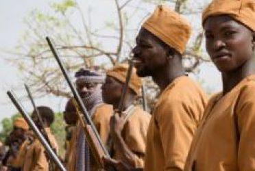 milices d'autodéfense_Burkina-faso