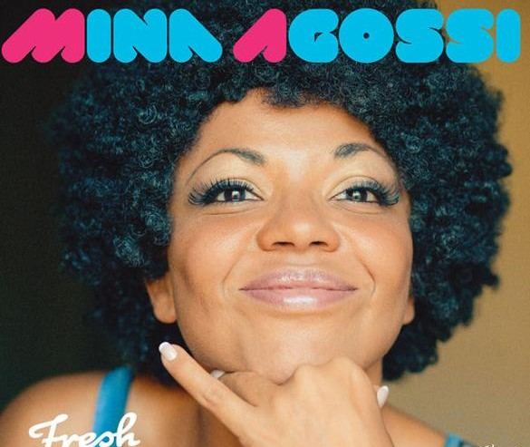 Mina Agossi Festival Jazz Côte d'Ivoire