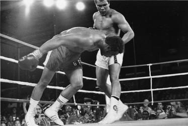 Hommage à Mohamed Ali