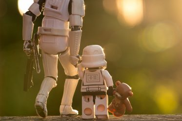père, fils et doudou