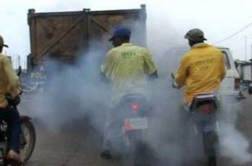Article : Elle inquiète, la pollution atmosphérique dans nos villes