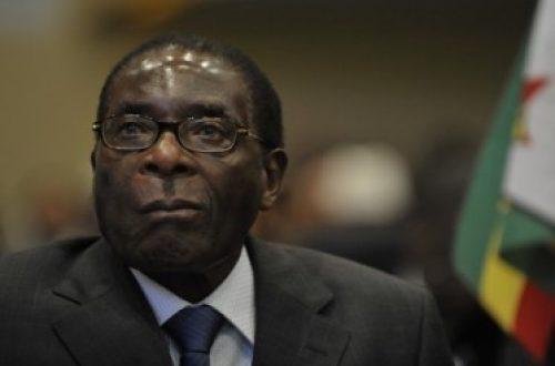 Article : Robert Mugabe va détrôner Toto sur la toile !?