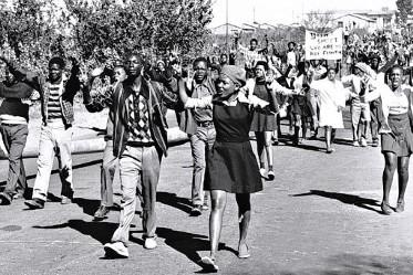 émeutes soweto