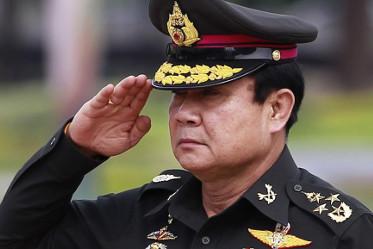 Prayuth Chan-O-Cha rfi