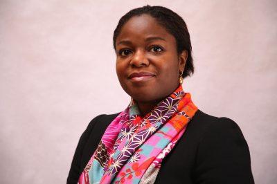 Cina Lawson, ministre des Postes et de l'économie numérique du Togo