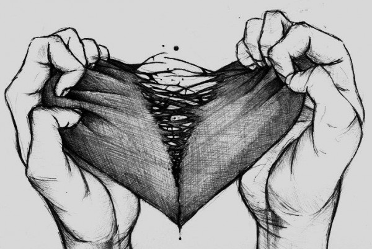 Coeur brisée Broken Heart