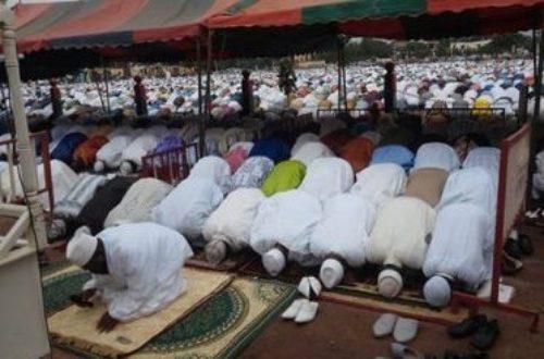 Article : Aïd El Fitr : après la pénitence, le péché ?