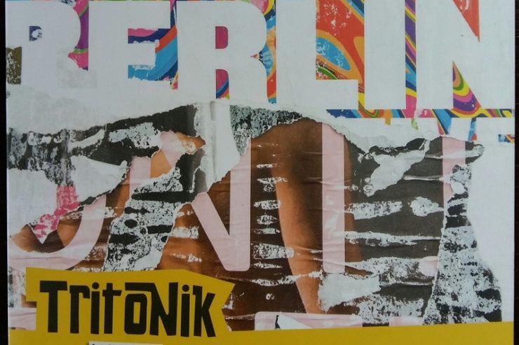 Pochette de Berlinfluence de Tritonik