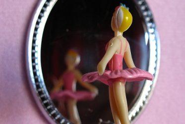 une danseuse étoile