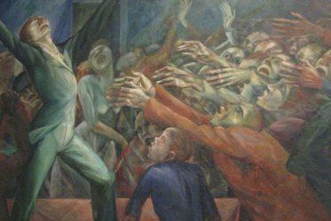 charlatan aboudé par la foule