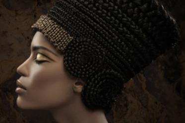 Cléopatre, reine de beauté